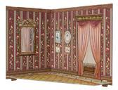 Румбокс для коллекционного набора мебели Гостиная от Умная бумага (Умбум)